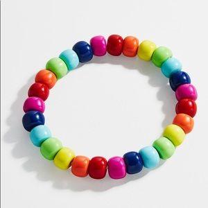 Primary Rainbow BaubleBar Bracelet 🆕